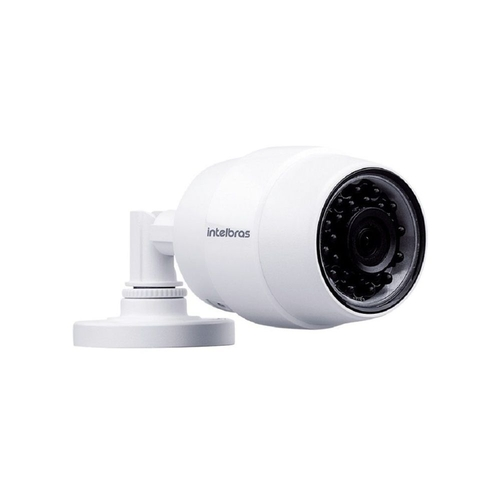 Camera Wifi Hd Mibo Ic5 Externa Wifi Visão Noturna Intelbras