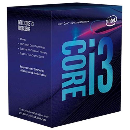 Processador Intel Core I3 9100f 3.6ghz (4.2ghz Turbo) Coffe Lake Lga 1151 Bx80684i39100f