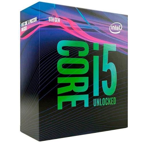 Processador Intel Core i5-9400F Coffee Lake BX80684I59400F Cache 9MB 2.9GHz LGA 1151